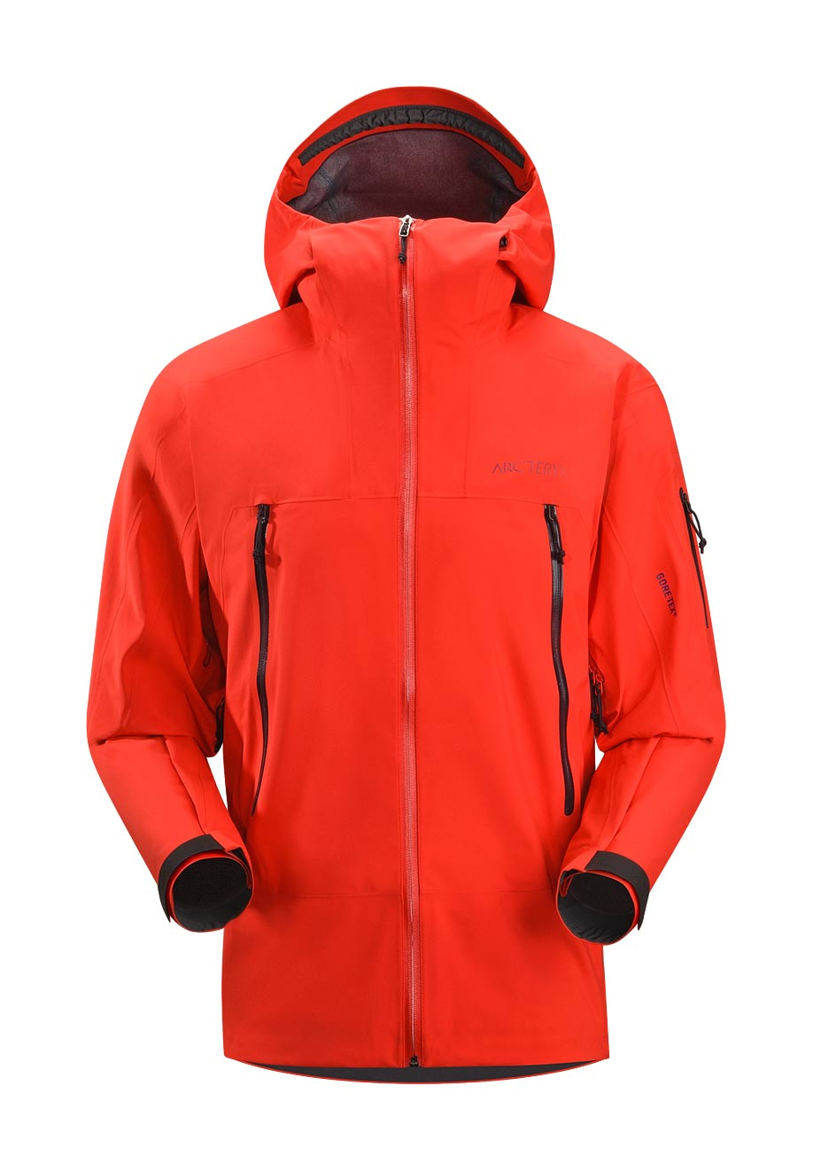 Arcteryx Road Rash Red Sabre SV Jacket